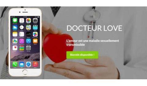Trouvez votre moitié grâce à Docteur Love !