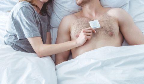 Nouveau partenaire sexuel : sujets à aborder