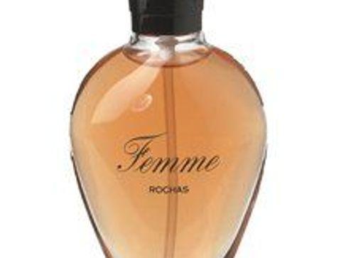 Femme de Rochas - 10 parfums de légende