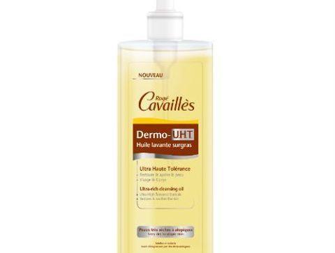 L'huile lavante surgras de Rogé Cavaillès - Ski : des soins pour chouchouter sa peau