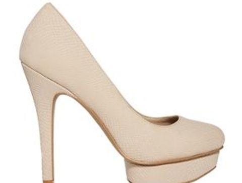 Chaussures mariage pas chères New Look printemps été 2014 - Chaussures mariage : 30 souliers qui font de l'effet