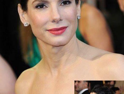 Chignon Crepe De Sandra Bullock Chignon De Star 30 Modeles Pour Vous Creper Le Chignon