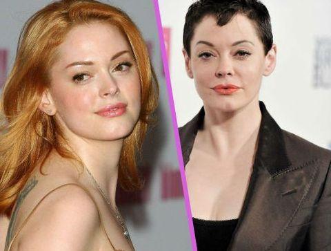 Rose McGowan - Stars : les pires ratés de la chirurgie esthétique !
