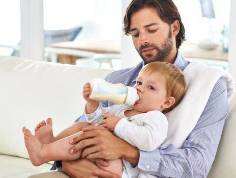 Le lait de croissance pour les enfants de 1 à 3 ans
