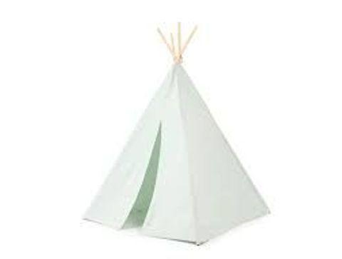 Le tipi vert pastel de Nobodinoz -  Sélection de tipis pour la chambre des bébés et des enfants
