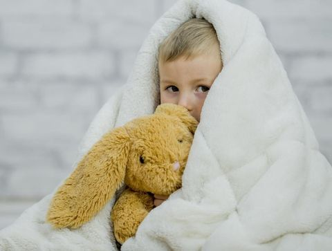 Les symptômes du rhume de bébé