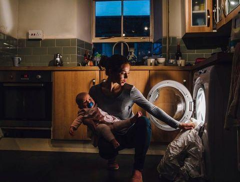 Le nourrisson ne fait pas la différence entre le jour et la nuit  - Reprendre le travail quand bébé ne fait pas ses nuits
