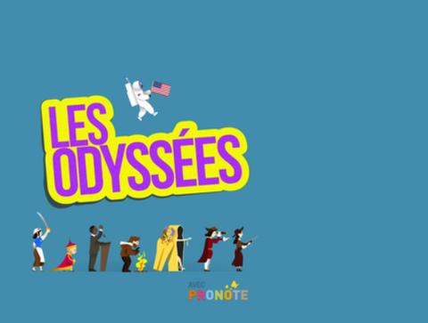Les Odyssées  - 2021 : Des super podcasts pour enfants à découvrir de toute urgence !
