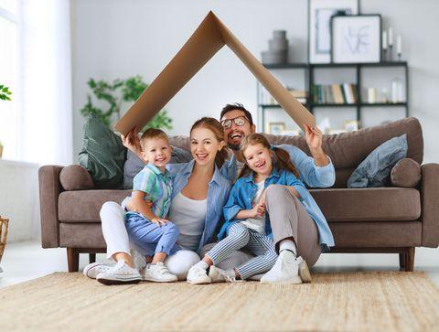 10 points positifs à être confinés en famille