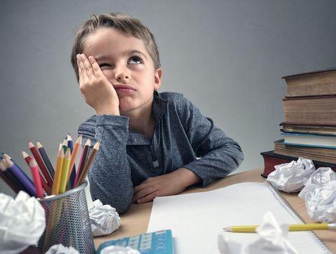 Mon enfant ne veut pas faire ses devoirs - Comment gérer les caprices de mon enfant ?