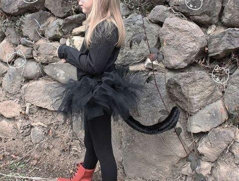 Déguisement du chat - Halloween : 30 idées de déguisement pour enfant