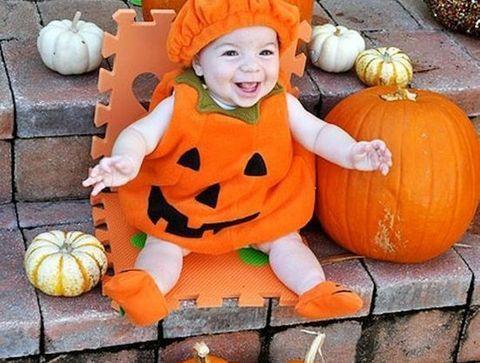 Déguisement de la citrouille - Halloween : 30 idées de déguisement pour enfant