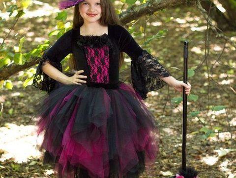 Déguisement de sorcière - Halloween : 30 idées de déguisement pour enfant