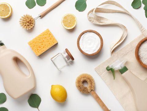 DIY : produits ménagers naturels à faire à la maison