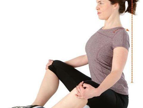 Exercice d'autograndissement en position assise - 10 exercices qui soignent