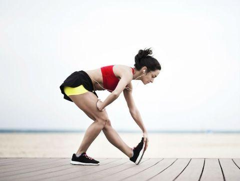 Etirement de l'arrière de la cuisse - Stretching : 25 étirements pour débutants