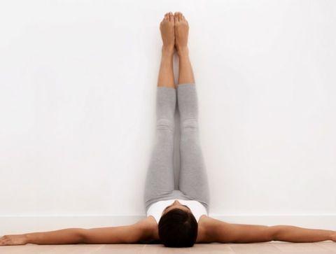 L'équerre - Stretching : 25 étirements pour débutants