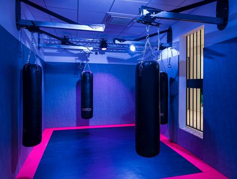 Électrostimulation et boxe