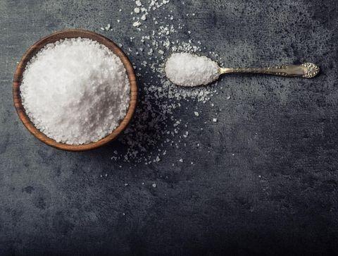 Pas trop de sel pendant 9 mois