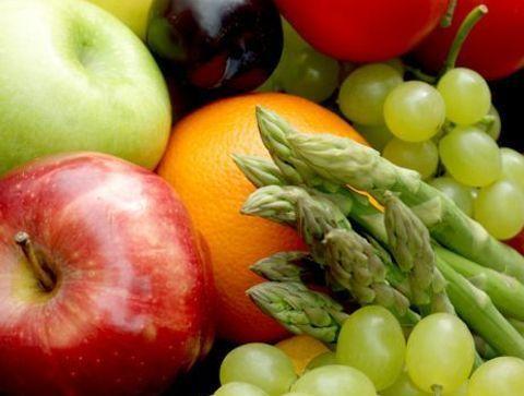 Fruits et légumes - Aliments conseillés pendant la grossesse