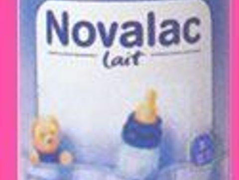 Novalac Lait   Une question d'équilibre  - Les laits pour bébé au banc d'essai