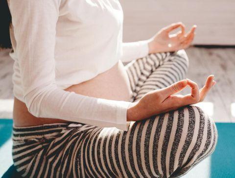 Le yoga pour femmes enceintes