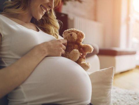 Semaine 28 : les changements chez maman
