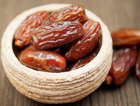 Les dattes - 20 aliments à index glycémique élevé