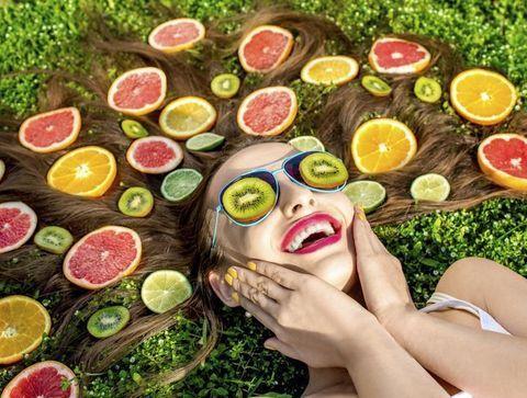 Les aliments bons pour la vue