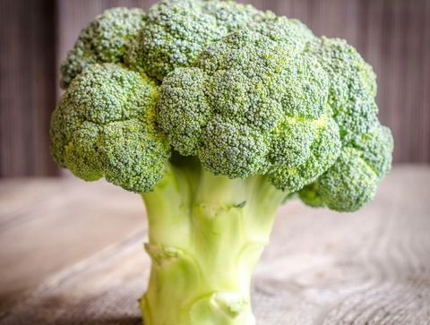 Le brocoli - Les aliments bons pour la vue
