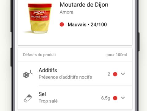 yuka - 10 aplicacións para comer mellor