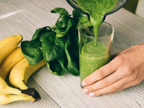 La boisson énergisante - 8 boissons énergisantes naturelles pour un coup de boost