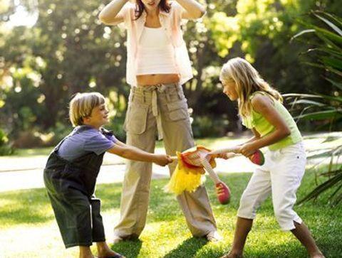 Les enfants - Les principales causes de stress
