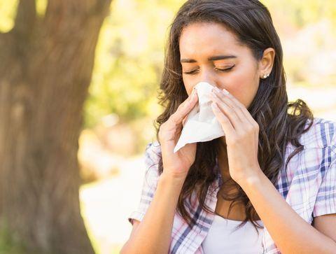 Rhinite allergique : soigner le rhume des foins