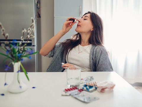 Allergie, quand recourir à l'automédication ?