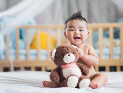 Le développement de l'audition chez bébé
