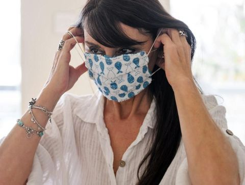 Coronavirus : comment faire son masque maison ?