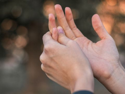 Complications articulaires du diabète : la main diabétique