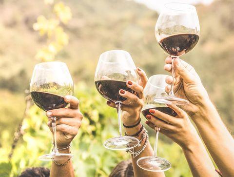 Buvez lentement - 8 astuces pour éviter la gueule de bois