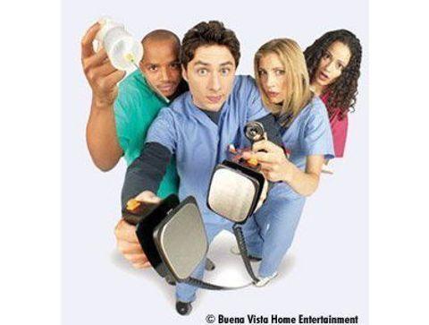 Top 10 des séries médicales