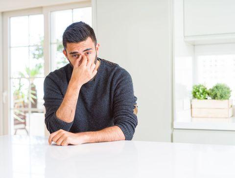 Nez bouché tout le temps (sans rhume) : quelles causes ?