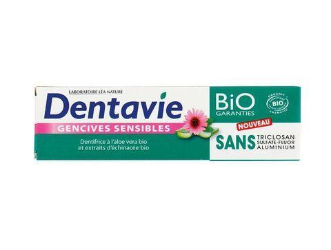 Dentifrice Gencives Sensibles, Dentavie - 20 dentifrices bio pour une hygiène parfaite