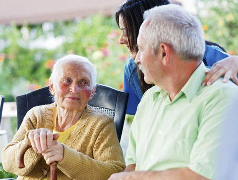 Cancer : les soins de support bénéficient aux patients et aux proches