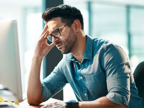 Etre trop stressé - 10 choses à ne jamais faire à votre pénis