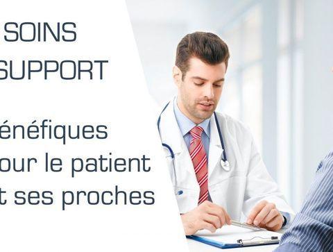 ASCO 2016 : les soins de support sont bénéfiques pour le patient et ses proches