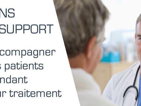 Soins de support et cancer - Mieux accompagner les patients pendant leur traitement