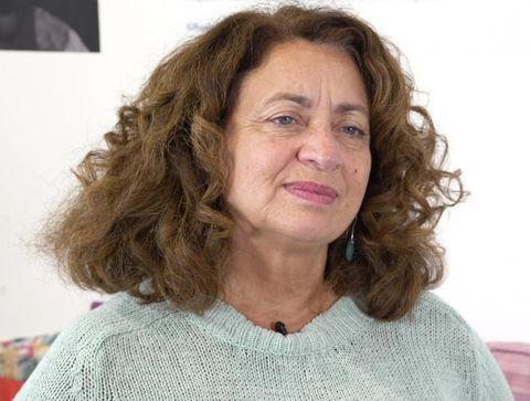 Maison des femmes : portrait de Ghada Hatem