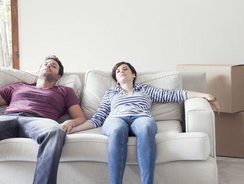 Couple : on n'a plus le temps de faire l'amour