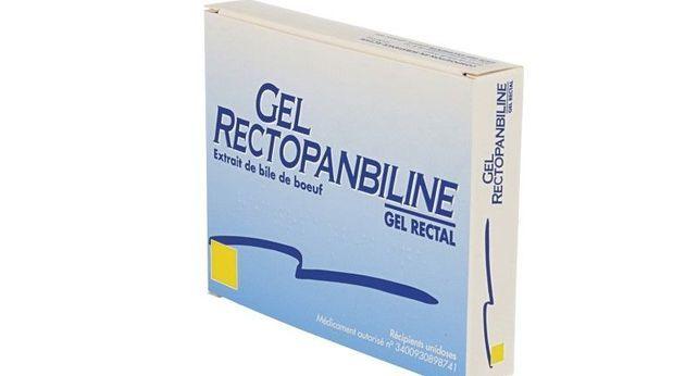 GEL RECTOPANBILINE
