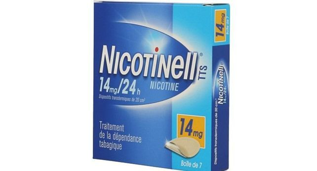 NICOTINELL TTS